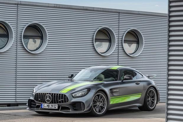 Mercedes-AMG GT-R PRO (Foto: Divulgação)