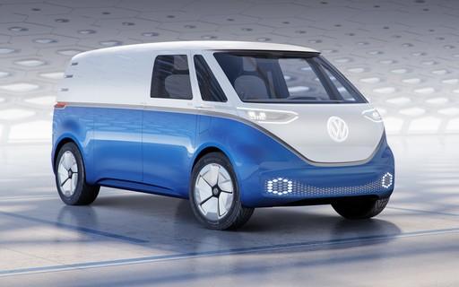 Volkswagen Kombi Do Futuro Ganha Versao Eletrica Autoesporte