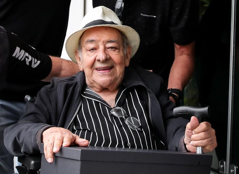 Moreno Netto, conselheiro do Atlético-MG — Foto: Arquivo Pessoal
