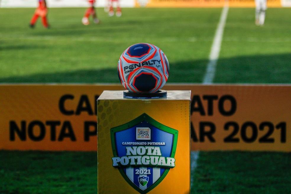 Campeonato Potiguar define finalistas do segundo turno nesta quinta-feira — Foto: Rennê Carvalho/ABC