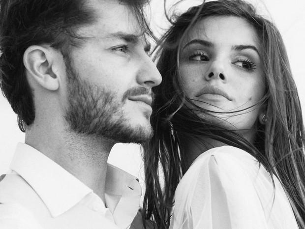 Calima Queiroz e Klebber Toledo (Foto: Reprodução / Instagram)