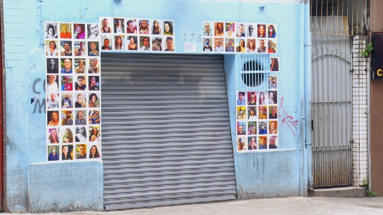 Fotos ajudam a moradores da Vila Buarque lembrar como amigos e vizinhos são
