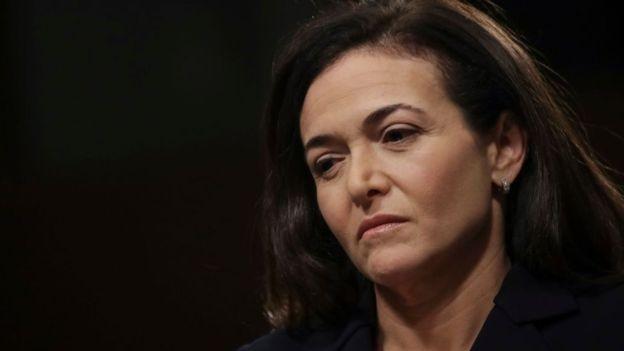 Inicialmente, Sheryl Sandberg negou ter se envolvido com as ações da Definers (Foto: Getty Images)