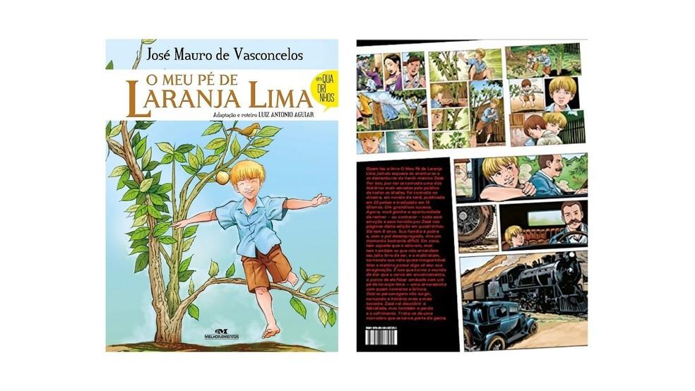 O Meu Pé de Laranja Lima é uma adaptação do clássico homônimo da literatura brasileira (Foto: Divulgação/Amazon)