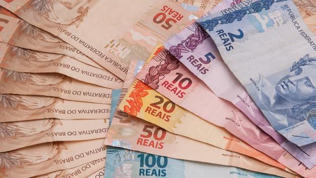 dinheiro - real - nota - papel - inflação - economia - brasil - pib - crédito - dívida - governo (Foto: Thinkstock)