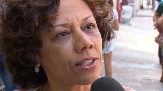 Candidata Maria da Consolação (PSOL) faz campanha na Região da Pampulha, em BH