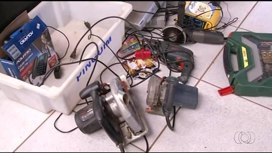 Polícia recupera mais de R$ 20 mil em produtos roubados de fazendas