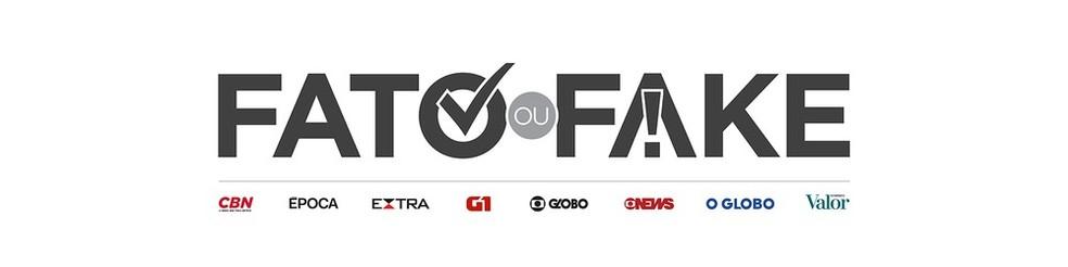Fato ou Fake — Foto: G1