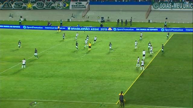 Gol do Goiás: posição legal