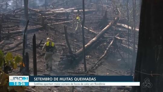 VÍDEOS: Jornal de Rondônia 2ª Edição de segunda-feira, 24 de setembro