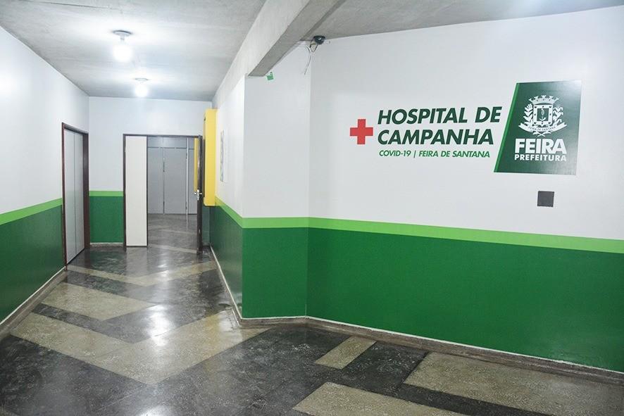 Prefeitura de Feira de Santana diz que encontrou inconsistências em notas fiscais de Hospital de Campanha e solicita explicações