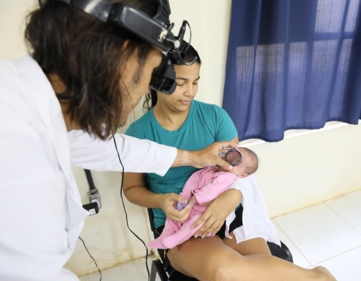 Casa Neuronha faz balanço de atendimento oftalmológico para os moradores da ilha