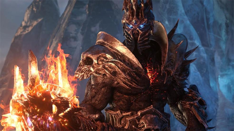 World of Warcraft: Shadowlands leva jogadores para as Terras Sombrias em aguardada expansão — Foto: Reprodução/Blizzard