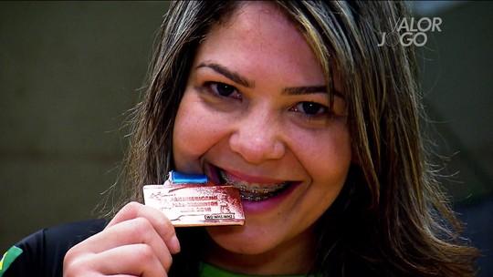 Depois de ficar paraplégica, brasiliense sonha com uma vaga na seleção de parabadminton