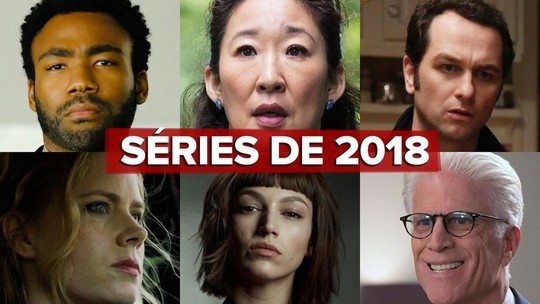 'La Casa de Papel', 'Killing Eve'... As 10 séries que bombaram em 2018