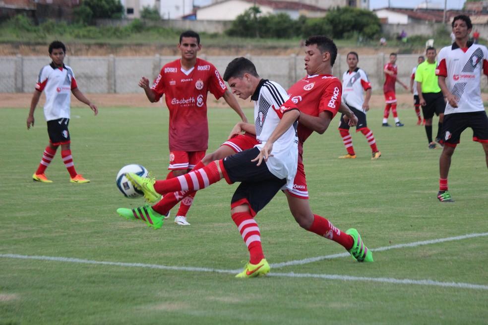 América-RN vence o primeiro amistoso sob o comando de Leandro Campos (Foto: Diego Simonetti/ Blog do Major)