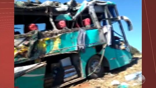 Guitarrista de banda da BA está entre os 11 mortos em acidente com ônibus que saiu de SP