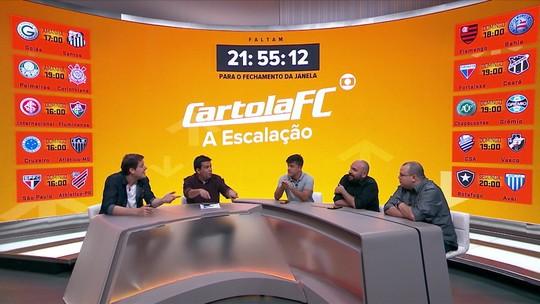 Mesa comenta confusão no clássico entre Flamengo e Botafogo