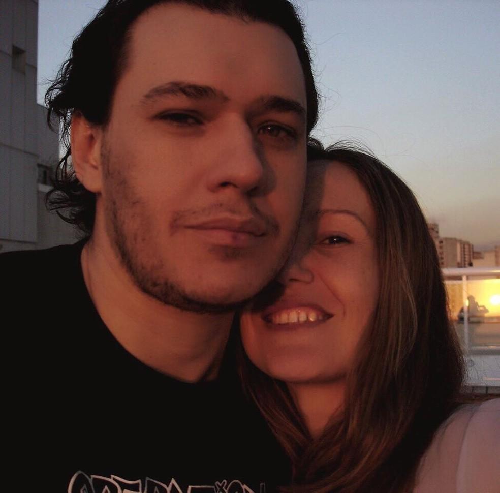 Graziela Gonçalves faz homenagem a Chorão (Foto: Reprodução/Instagram)
