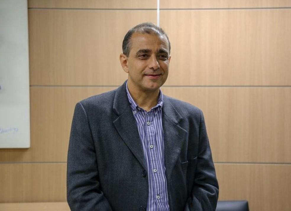 Secretário de Saúde, Edmar Santos — Foto: Divulgação