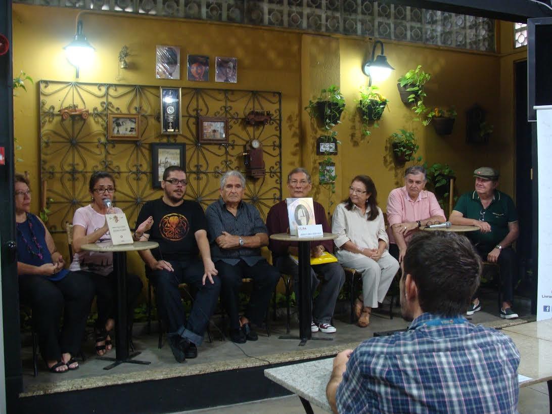 Feira Literária do Pará chega na 6ª edição com homenagem a Ruy Barata e Walcyr Monteiro em Belém - Notícias - Plantão Diário