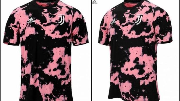 Camisa ecológica da Juventus (Foto: Divulgação)