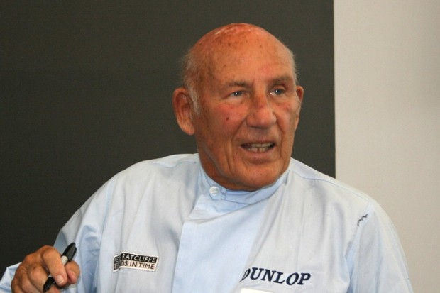 Stirling Moss - Fórmula 1 (Foto: Wikimedia Commons)