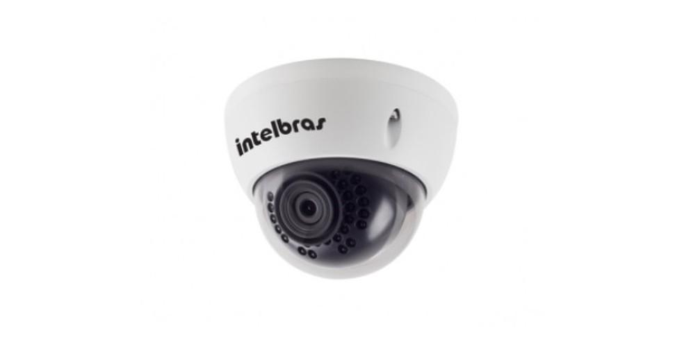 Câmera Intelbras IP VIP S4020 IK  (Foto: Divulgação/Intelbras)