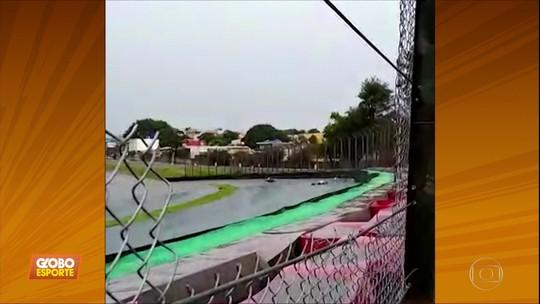 Pelo 3º ano seguido, prova de moto da SuperBike Brasil termina com morte em Interlagos