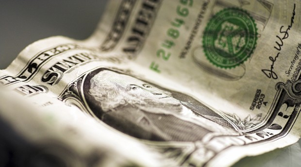 dolar, cambio (Foto: ThinkStock)