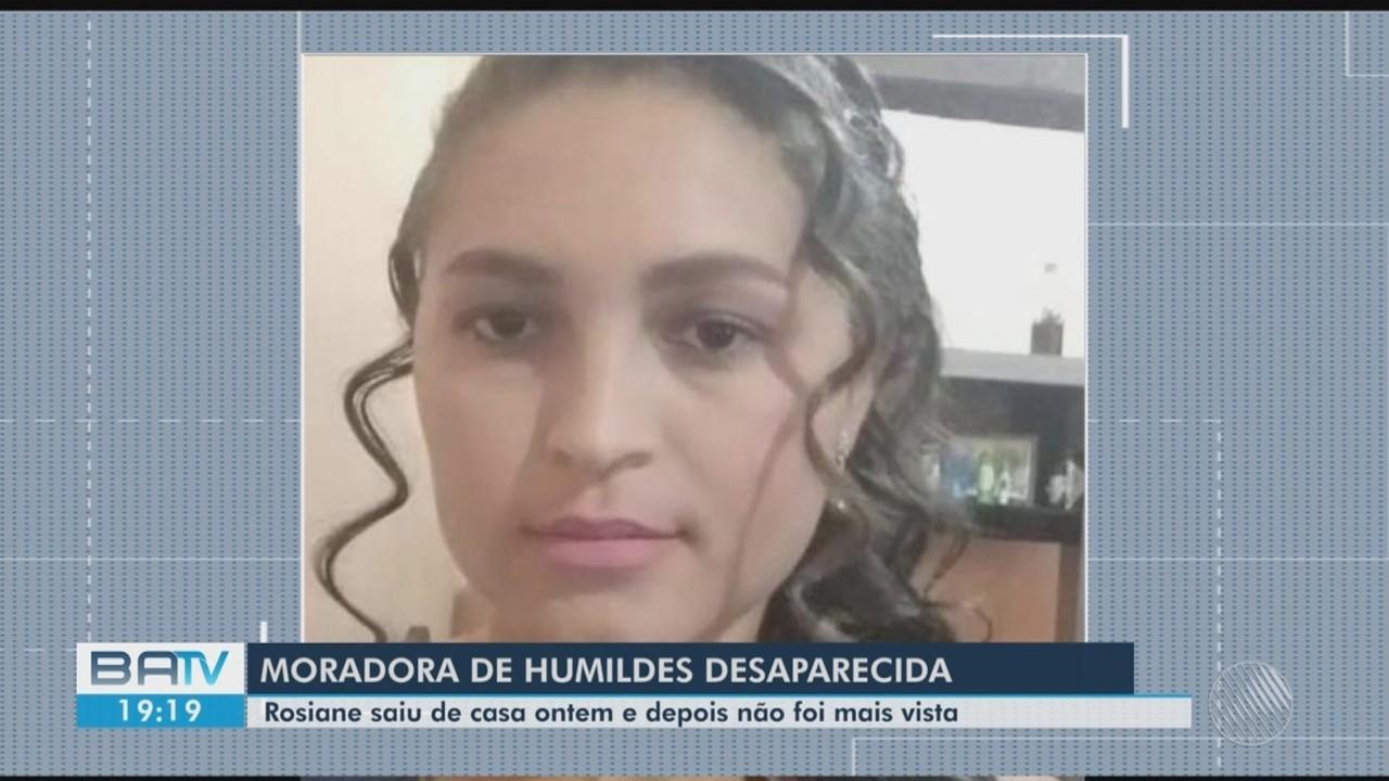 Família procura por mulher que desapareceu ao sair de Humildes para Feira de Santana