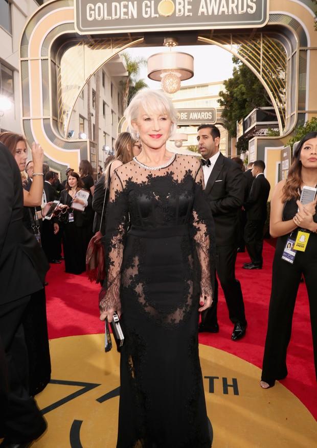 Helen Mirren veste Zuhair Murad (Foto: Getty Images)