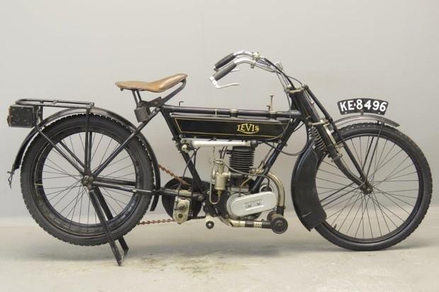 Levis Motorcycle história (Foto: divulgação)
