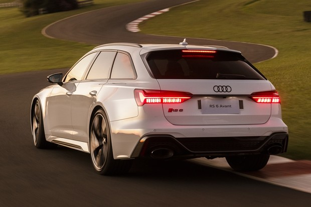 Audi RS 6 Avant (Foto: Divulgação)
