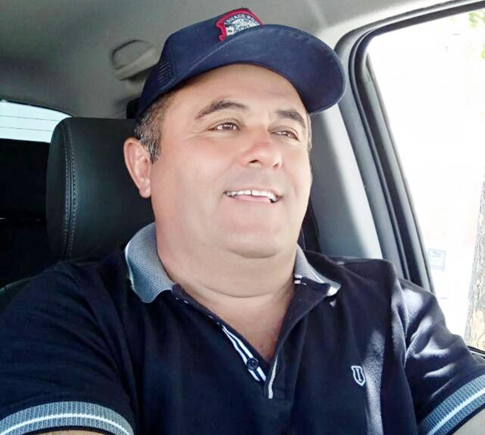 Paulo Itácio Câmara tinha 54 anos (Foto: Arquivo Pessoal)