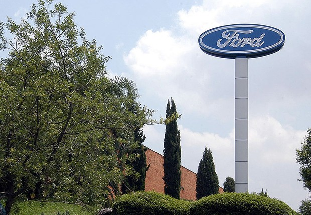 Fábrica da Ford em SBC emprega cerca de 3 mil funcionários  (Foto: Divulgação)