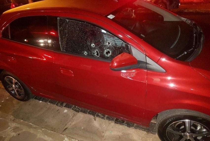 Homem é preso por suspeita de tentar matar mulher e simular assalto em Taquara  - Notícias - Plantão Diário