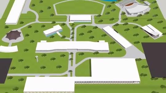 Sem previsão de custo, Eunício e Toffoli assinam convênio para criar centro cultural em Brasília