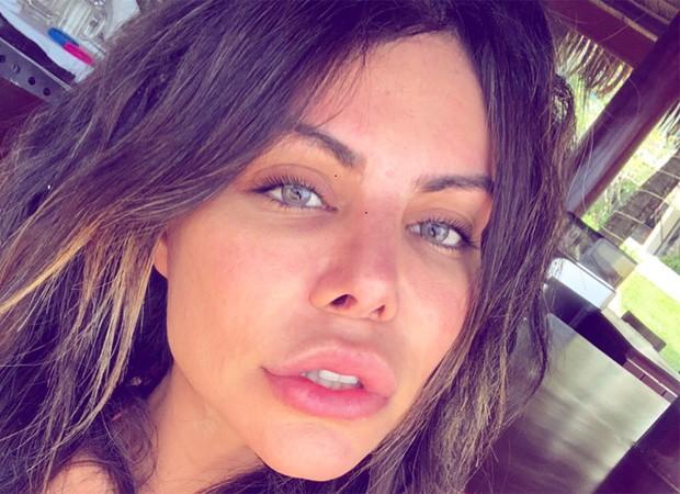 Liziane Gutierrez (Foto: Reprodução/Instagram)