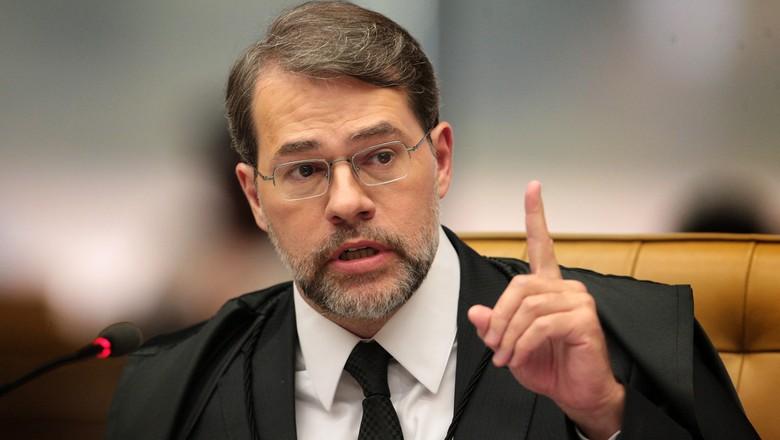 dias toffoli-ministro-stf (Foto: Carlos Humberto/SCO/STF )