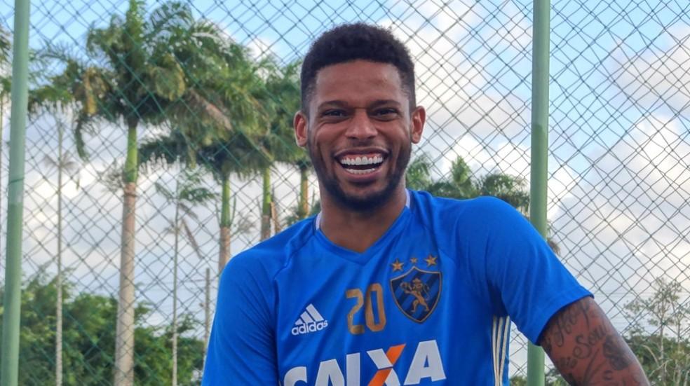 André deixará o Sport após pouco mais de um ano depois do retorno (Foto: Daniel Gomes)