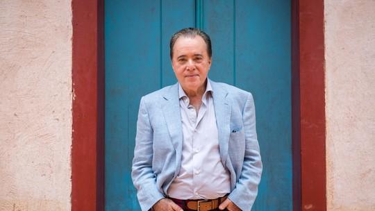 Com 55 anos de carreira, Tony Ramos comemora papel em sua primeira novela de Aguinaldo Silva: 'Espero não decepcioná-lo'