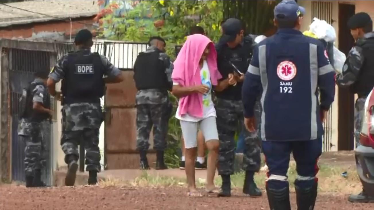 Homem faz cinco reféns ao fugir da polícia em moto roubada, em Macapá - Radio Evangelho Gospel
