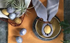 Decoração de Páscoa: veja ideias divertidas para usar na mesa