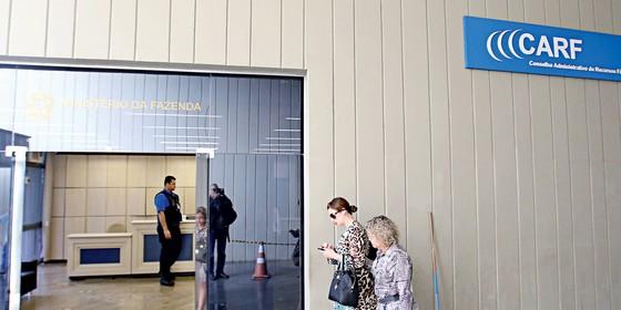 QUESTÃO  DE CLAREZA  A sede do Carf, em Brasília. Práticas do Conselho devem ser revistas para dar mais transparência  a suas decisões (Foto: André Dusek/Estadão Conteúdo)