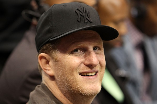 O ator Michael Rapaport (Foto: Getty Images)