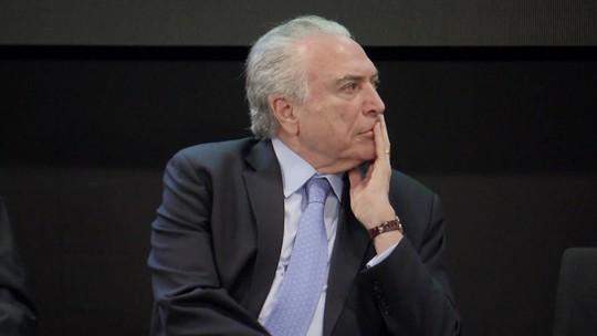Justiça e MPF analisam pedido de Michel Temer para viagem ao exterior