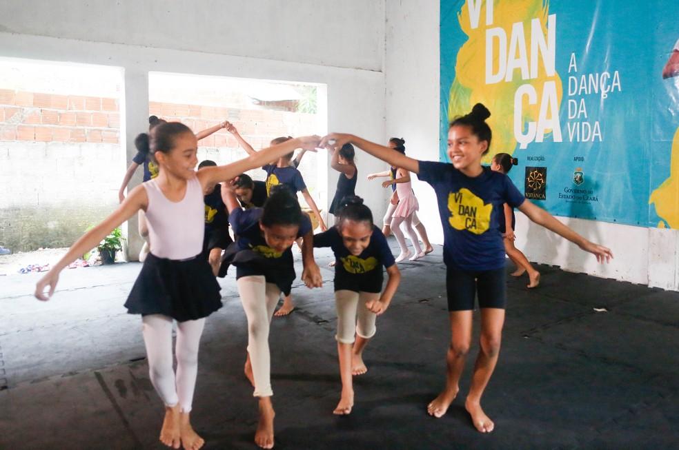 -  Vidança é uma das ONGs beneficiadas pelo Bazar Solidário que ocorre no Castelão  Foto: Marina Cavalcante/Divulgação