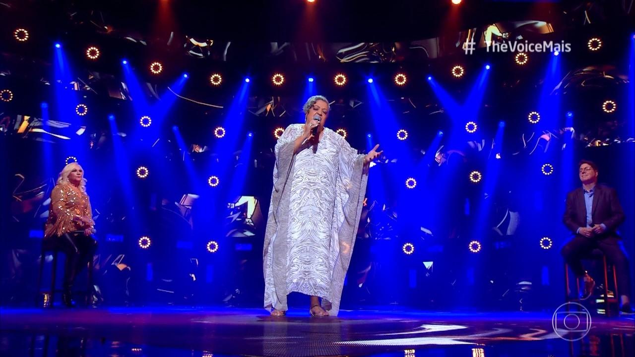 Henriette Fraissat canta 'De Volta pro Aconchego'