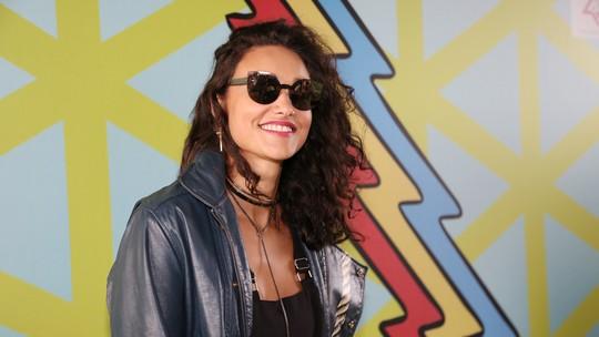 Débora Nascimento conta o que não pode faltar na sua playlist